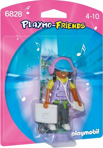 Playmobil 6828 - Chica Multimedia