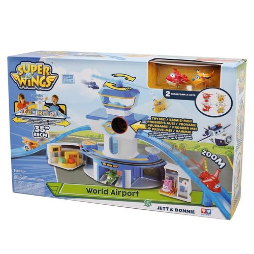 SUPER WINGS - WORLD AIRPORT - 43961
