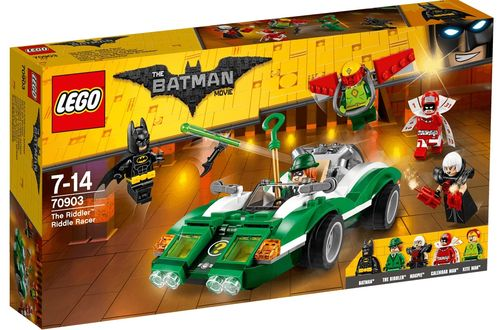 Lego 70903 - Coche misterioso de The Riddler™