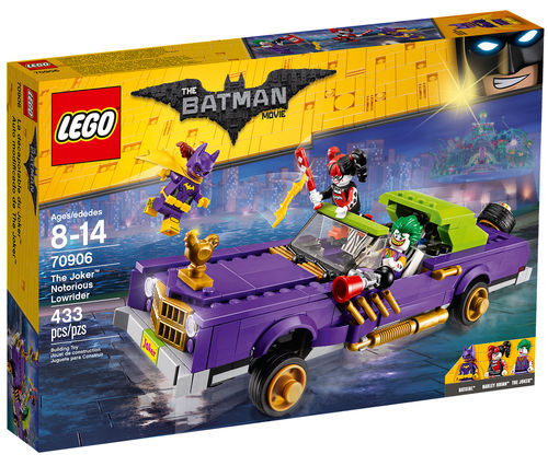 Lego 70906 - Coche Modificado de The Joker