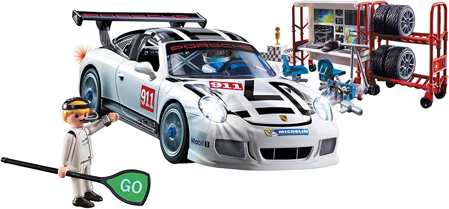 playmobil 9225 porsche 911 gt3 cup industria 61. Black Bedroom Furniture Sets. Home Design Ideas