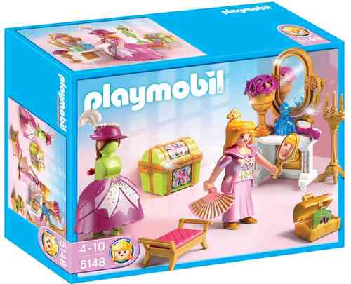 Playmobil 5148 - Vestidor Real