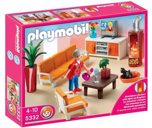 Playmobil 5332 - Sala de Estar