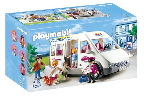 Playmobil 5267 - Mini-bus del Gran Hotel