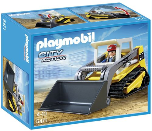 Playmobil 5471 - City Action - Excavadora