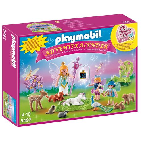 Playmobil 5492 - Calendario de Adviento con Hadas