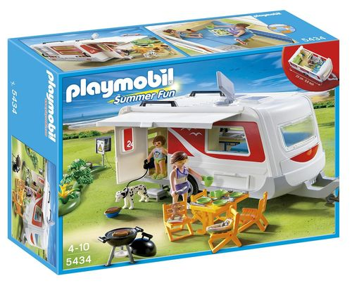 Playmobil 5434 - Caravana Familiar