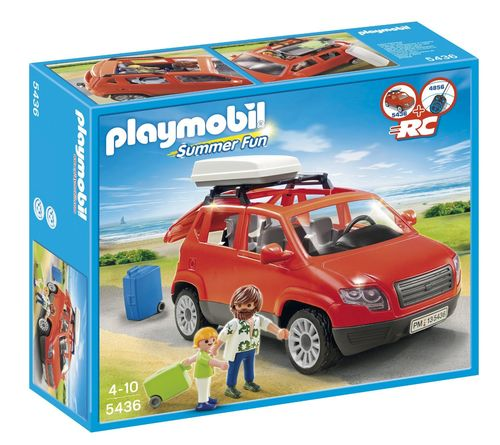 Playmobil 5436 - Coche Familiar