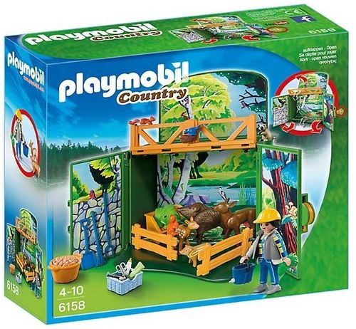 Playmobil 6158 Country - Cofre Bosque