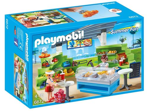 Playmobil 6672 - Splish Splash Café