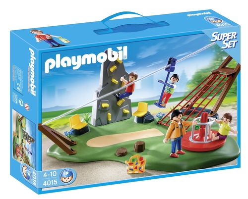 Playmobil 4015 - Superset Parque Infantil