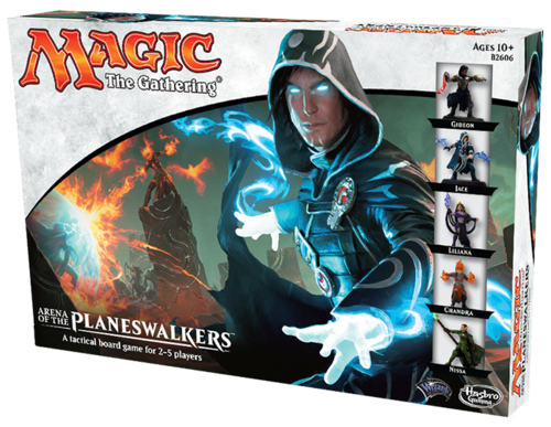 Arena of the planeswalkers - Español