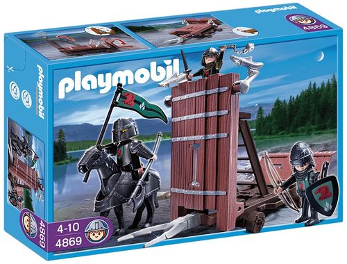 Playmobil 4869 - Carro de Asalto