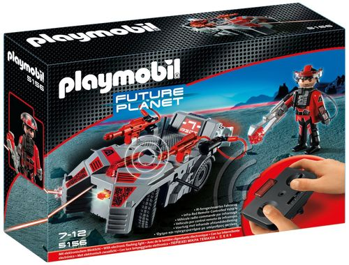 Playmobil 5156 - Space Darksters Explorador Láser