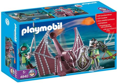 Playmobil 4840 - Catapulta del Dragón