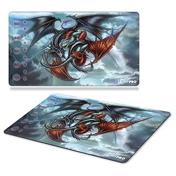 Tapete Ultra Pro - Trinity Dragons Playmat