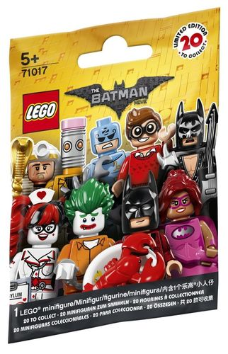 Lego 71017 - Minifigures, The Batman Movie
