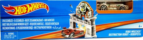 Hot Wheels - Robopista DNN77