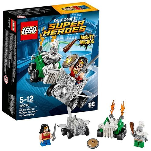 Lego 76070 - Mighty Micros: Wonder Woman™ vs. Doomsday™