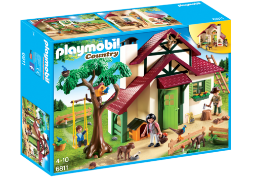 Playmobil 6811 - Casa del Bosque