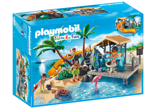 Playmobil 6979 - Isla Resort