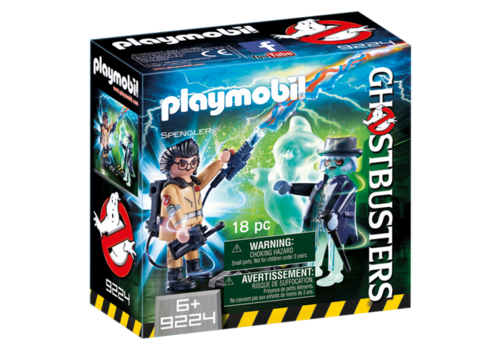Playmobil 9224 - Spengler y Fantasma