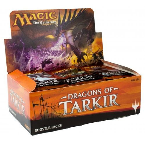 Magic - Caja Sellada - DRAGONS OF TARKIR - INGLES