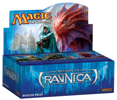 Magic - Caja Sellada - RETURN OF RAVNICA - ENGLISH