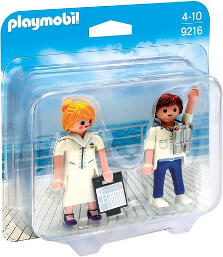 Playmobil 9216 - Duo pack Crucero