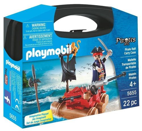 Playmobil 5655 - Maletín Pirata