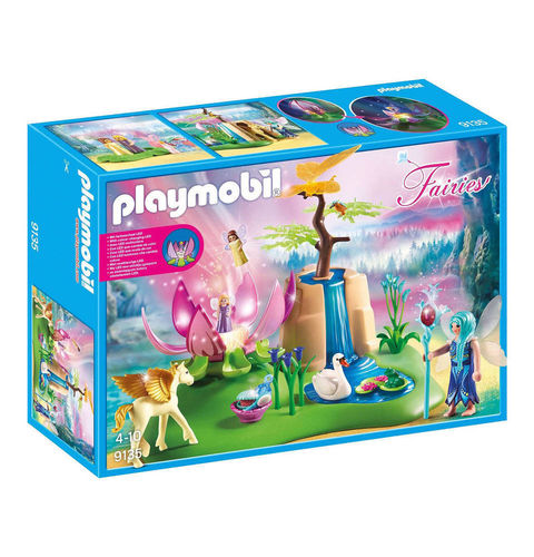 Playmobil 9135 - Fairies - Lago Bebé