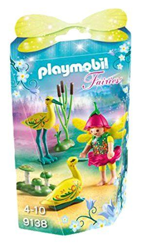 Playmobil 9138 - Fairies - Niña con Cigüeñas