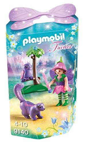 Playmobil 9140 - Fairies - Niña con Búho