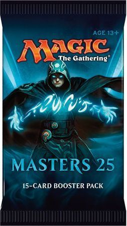 Magic the Gathering - Sobre de MASTERS 25 (Inglés)