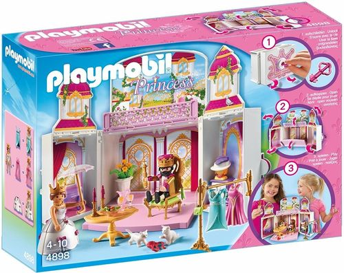 Playmobil 4898 - Princess - Cofre Palacio Real
