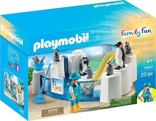 Playmobil 9062 - Family Fun - Pingüinos