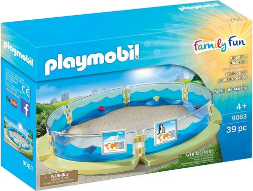 Playmobil 9063 - Family Fun - Piscina de Acuario