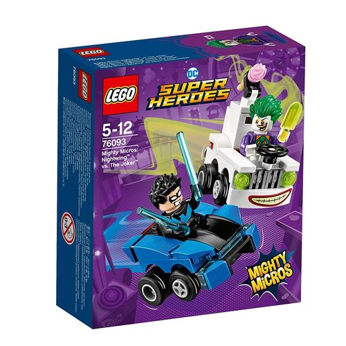 Lego 76093 - Mighty Micros: Nightwing vs.The Joker