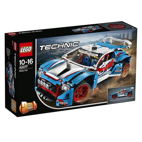 Lego 42077 - Technic - Coche de Rally