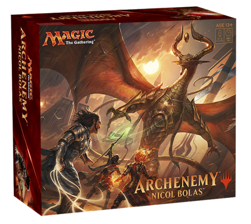 Magic The Gathering - Archenemy: Nicol Bolas