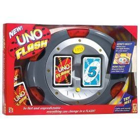 Mattel Games - Uno Flash