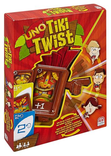 Mattel Games - UNO Tiki Twist