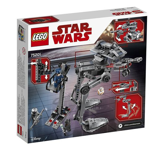 Lego 75201 - Star Wars - Primera Orden AT-ST