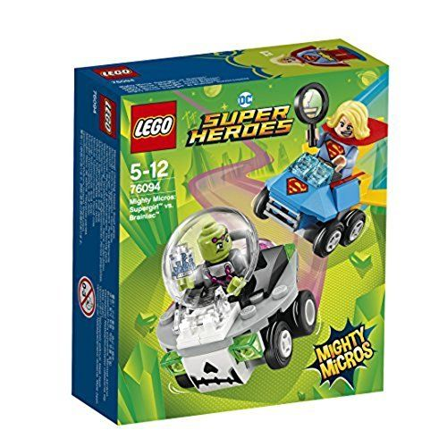Lego 76094 - Mighty Micros: Supergirl vs. Brainiac