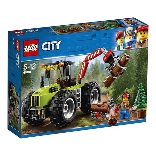 Lego 60181 - City Great Vehicles: Tractor forestal