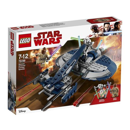 Lego 75199 Star Wars: Speeder del General Grievous