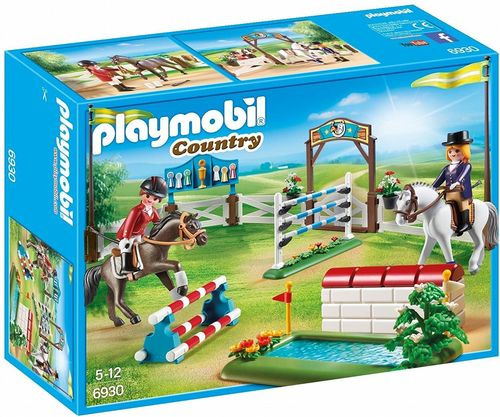 Playmobil 6930 - Country - Torneo de Caballos