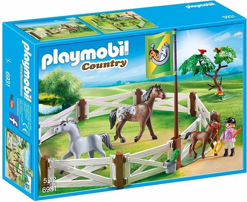 Playmobil 6931 - Country - Competición Doma