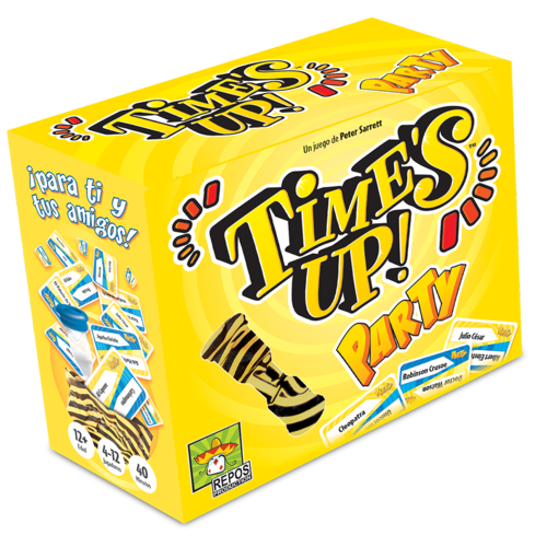 Time's Up! Party 1