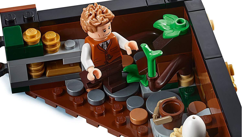 Lego 75952 Criaturas De Maleta 61 Mágicas Newt Industria XOkTZiuP